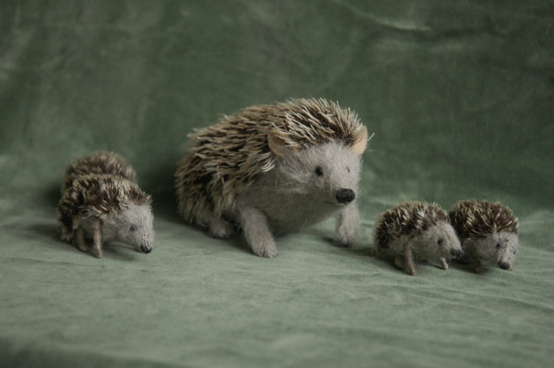 Micro Hedgehog