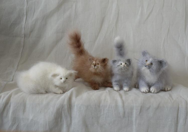 fluffy kittens toys
