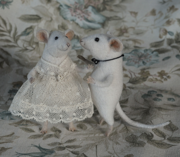 mouse couple