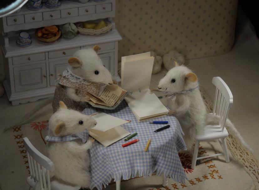 Авторские игрушки Натальи