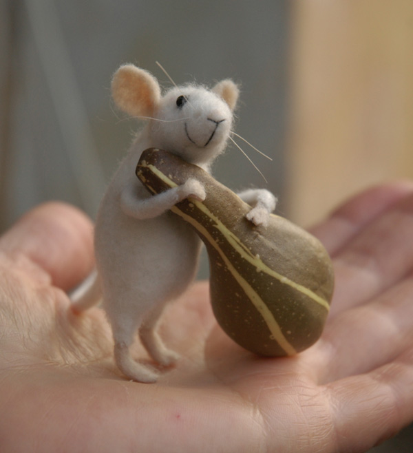 miniature mice