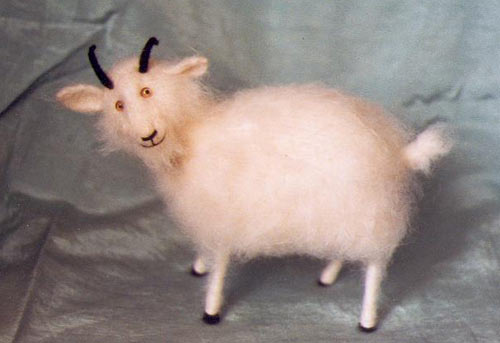 глупая коза