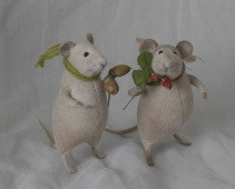 """autumn mice"""